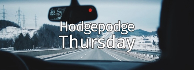 4 - REV Hodgepodge Thursday roadtrip